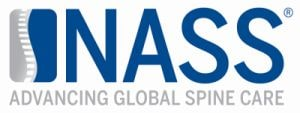 NASS logo, orthopedic spine surgeon delray beach