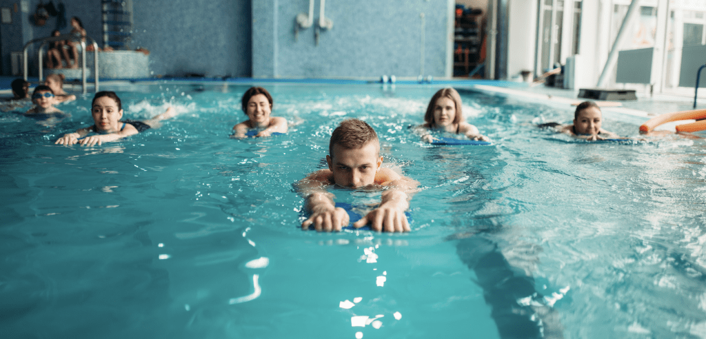 swimming pool to relieve back pain  1024x492 - The best and worst exercises for back pain