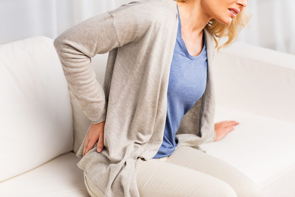 back pain 1024x683 - Here's Why Back Pain With Fever Should Not be Taken Lightly
